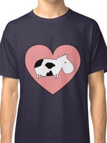 Cow Love Classic T-Shirt