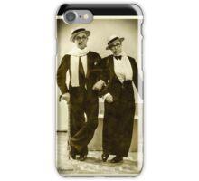 Me & my Buddy -1925 iPhone Case/Skin