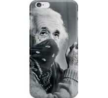 The Real Einstein  iPhone Case/Skin