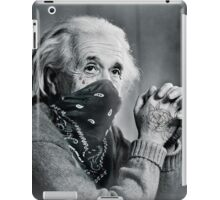 The Real Einstein  iPad Case/Skin