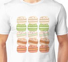 Macaron Stack 2 [Pastel] Unisex T-Shirt