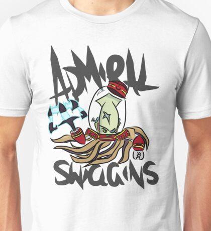 Admiral Swiggins Unisex T-Shirt