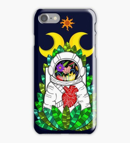 Nature of space iPhone Case/Skin