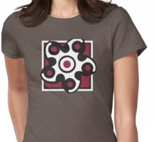 Hibana Operator Icon Womens Fitted T-Shirt