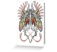 Mab the Queen of Fey (Monarch) Greeting Card