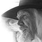Old Cowpoke by Linda Sparks