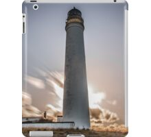 Barns Ness Lighthouse iPad Case/Skin