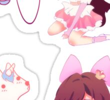 Chibi Princess Queen <3 Sticker