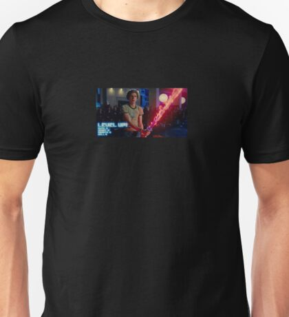Scott pilgrim vs the World - LEVEL UP Unisex T-Shirt