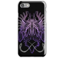 Mab the Queen of Fey (High Purple) iPhone Case/Skin