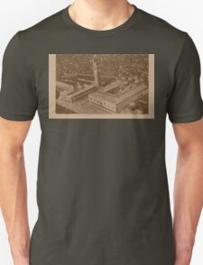 Vintage view of Venice,Italy T-Shirt