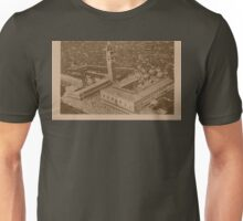 Vintage view of Venice,Italy Unisex T-Shirt