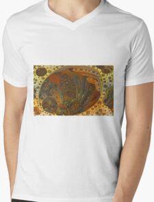 Inner Workings 2 Mens V-Neck T-Shirt