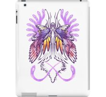 Mab the Queen of Fey (purple) iPad Case/Skin
