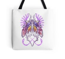 Mab the Queen of Fey (purple) Tote Bag