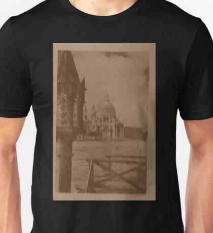 The church of Salute,Venice,Italy Unisex T-Shirt
