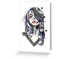 Aaliyah Dana Haughton Greeting Card