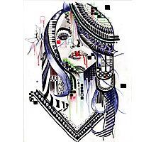 Aaliyah Dana Haughton Photographic Print