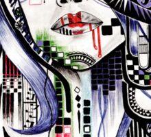 Aaliyah Dana Haughton Sticker