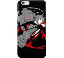 full metal alchemist iPhone Case/Skin