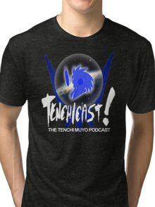 Tenchicast! The Tenchi Muyo Podcast! Tri-blend T-Shirt