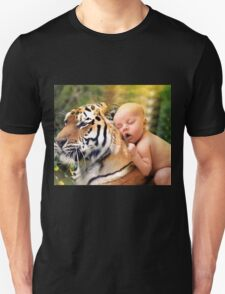Tiger Baby  Unisex T-Shirt