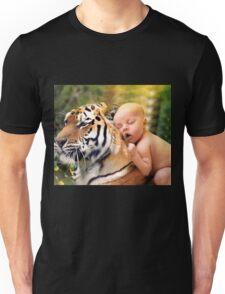 Tiger Baby  Unisex T-Shirt