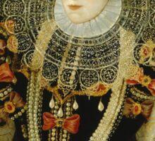 Queen Elizabeth I - Virtual Reality Sticker