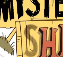 Shoddy Signage Sticker