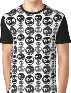 Abstract Monster Pattern. Graphic T-Shirt