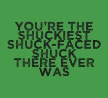Shuckiest Shuck-faced shuck by SamanthaMirosch