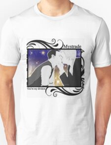 Mystrade - You're my division! T-Shirt