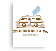 Heisenberg & Co. Canvas Print