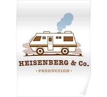 Heisenberg & Co. Poster