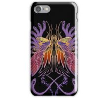 Mab the Queen of Fey (sunset) iPhone Case/Skin