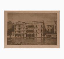 Contarini Palace,Venice,Italy Kids Tee