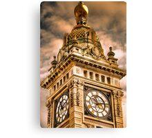 Brighton Clock Tower Canvas Print