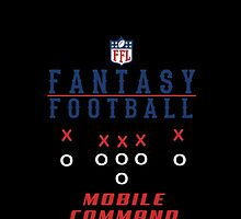 Fantasy Football Command Center by heliconista