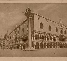 Doges' Palace,Venice,Italy by Logan81