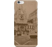 The court-yard of Doges' Palace,Venice,Italy iPhone Case/Skin