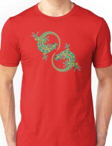 Daco Lizard Art T-Shirt Unisex T-Shirt
