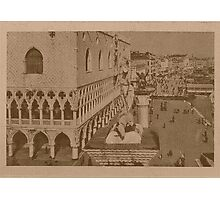 Doges' Palace,Venice,Italy Photographic Print