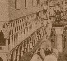 Doges' Palace,Venice,Italy Sticker