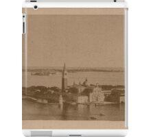 Isle of Saint George,Venice,Italy iPad Case/Skin