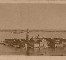 Isle of Saint George,Venice,Italy by Logan81