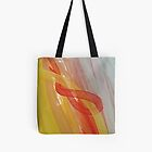 Swirly Tote by Alexandra Lavizzari
