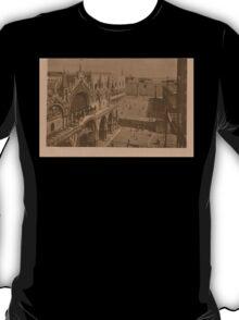 Lesser Saint Mark Square,Venice,Italy T-Shirt
