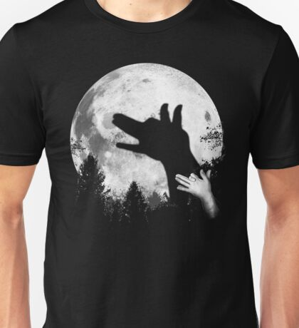 Bark At The Moon! Unisex T-Shirt