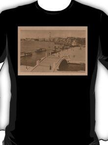 The pool of Saint Mark,Venice,Italy T-Shirt