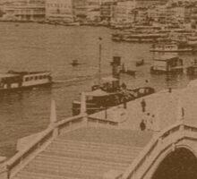 The pool of Saint Mark,Venice,Italy Sticker